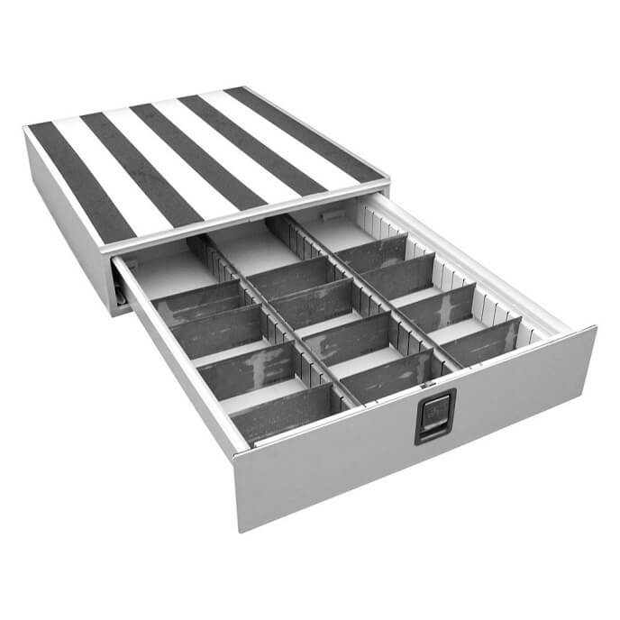 RKI FD Series Floor Drawer Unit