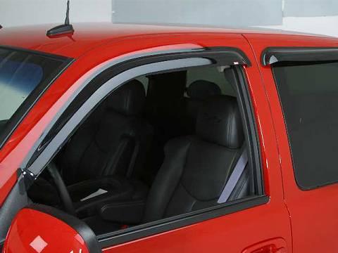 Stampede Window Visors