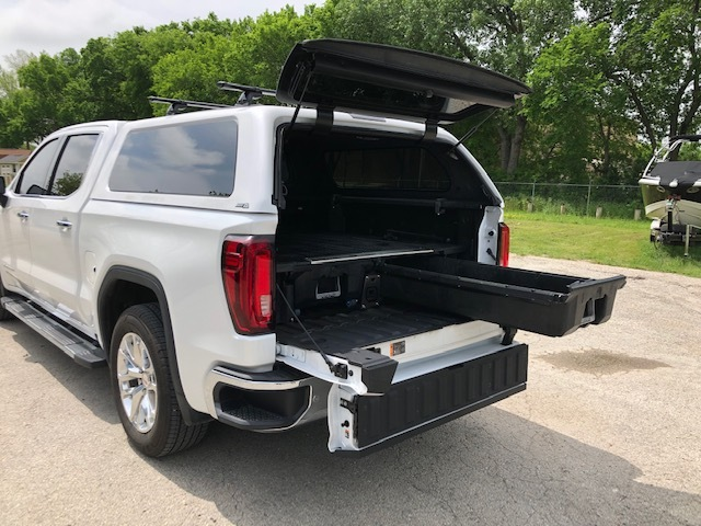 NEW ARE Z2 & Decked System with multifunction tailgate