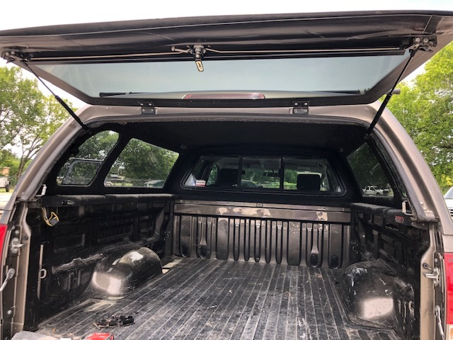 SNUGTOP SUPER SPORT FOR 07-13 TOYOTA TUNDRA DBL CAB 6.5′ BED""