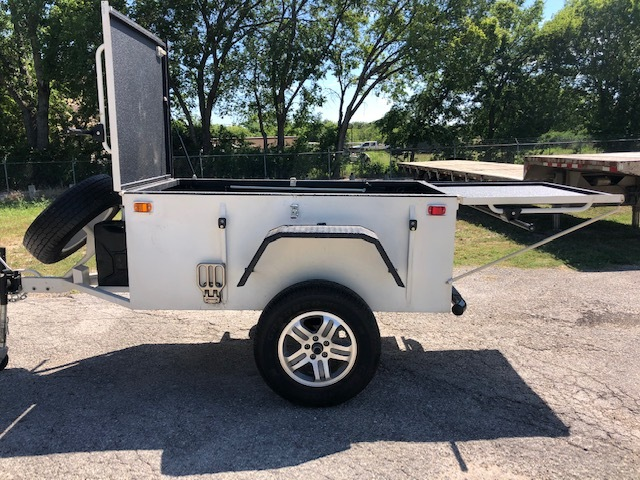 Tough Terrain Trailer Offroad